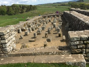 Granary at Housesteads