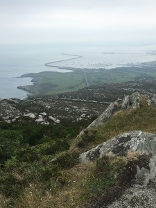 On Holyhead Moutain