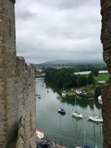 from Carnarvon Castle
